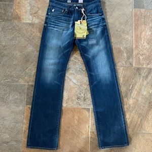 """AG Protege Straight Leg Jeans Size 29 x 34"""" NWT"""